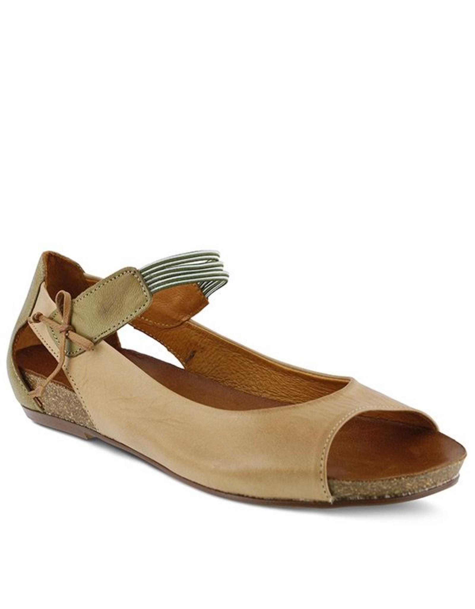Aside Mary Jane Shoe