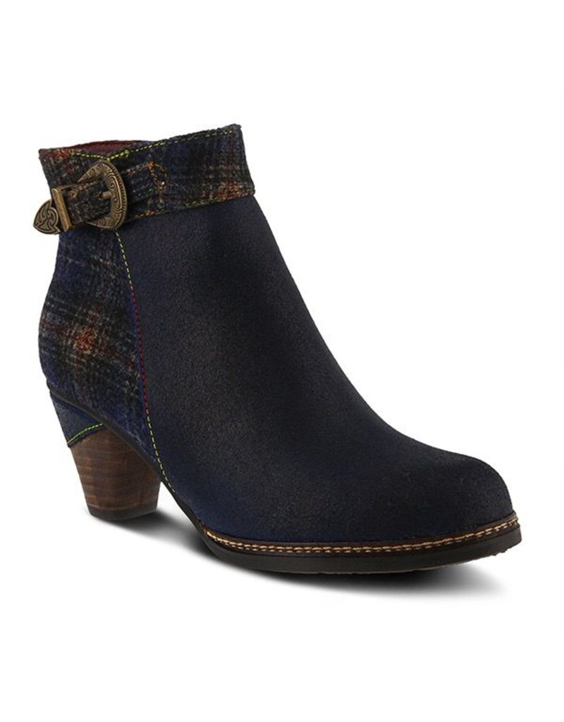 Scottala Leather Boot