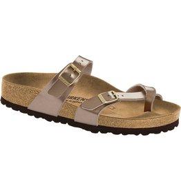 Birkenstock Mayari Electric Metallic Taupe Sandal