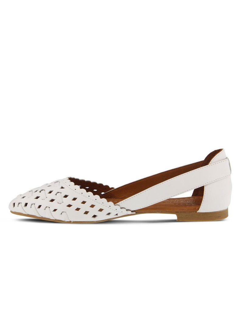 Delorse Leather Slip On Shoe
