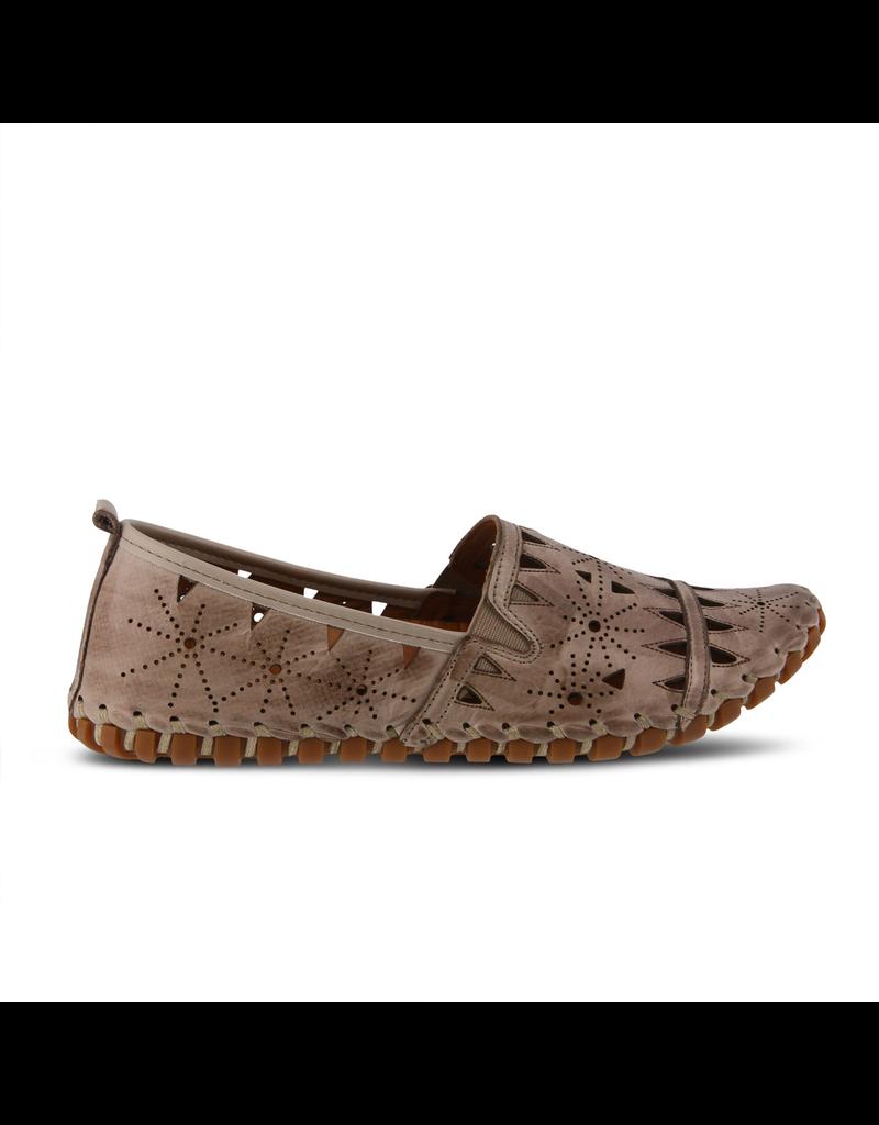 Fusaro Leather Slip On Shoe