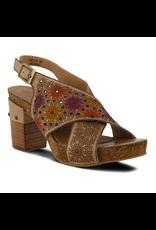 Gian Leather Slingback Sandal