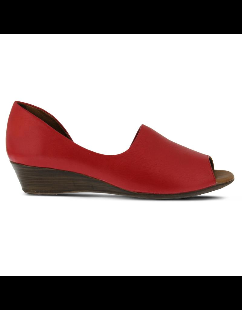 Lesamarie Leather Slide Sandal