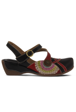 Parkway Leather Ankle Strap Sandal
