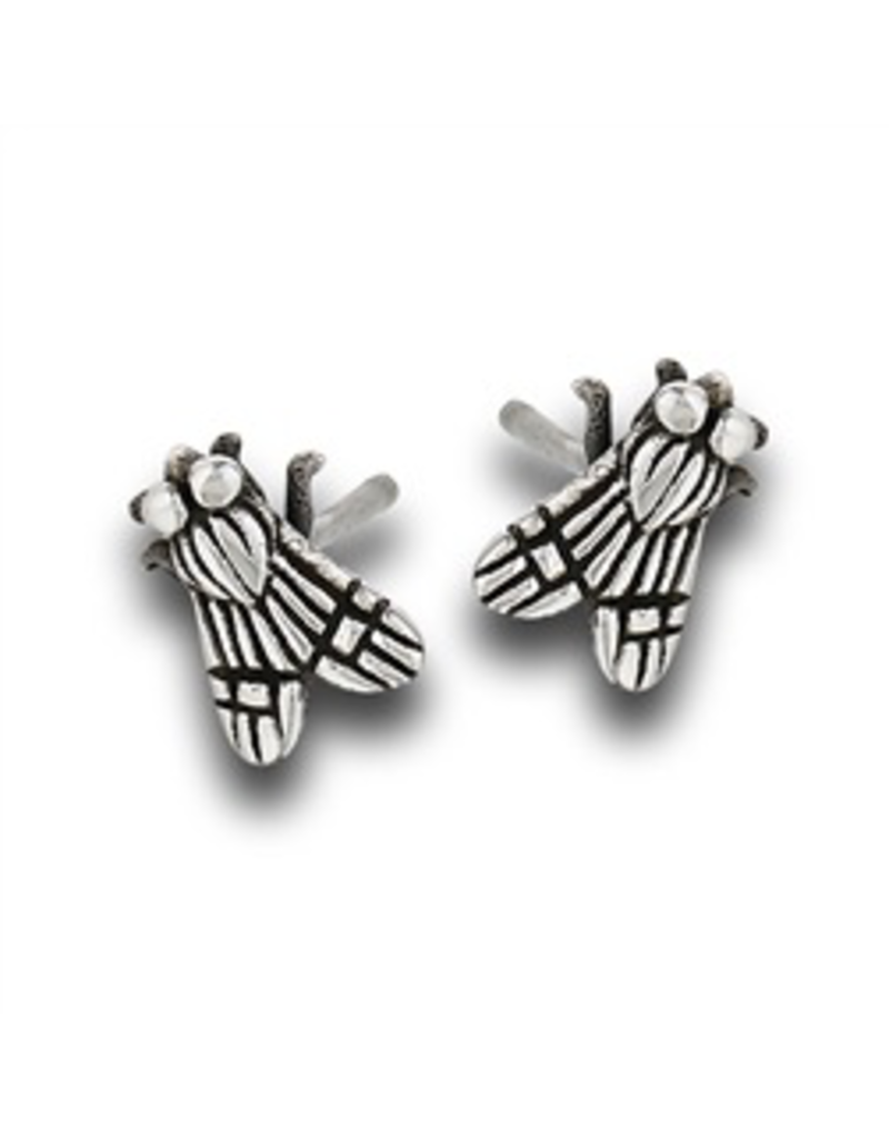 Fly on the Wall Post Earring