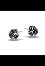 Knot Post Earring