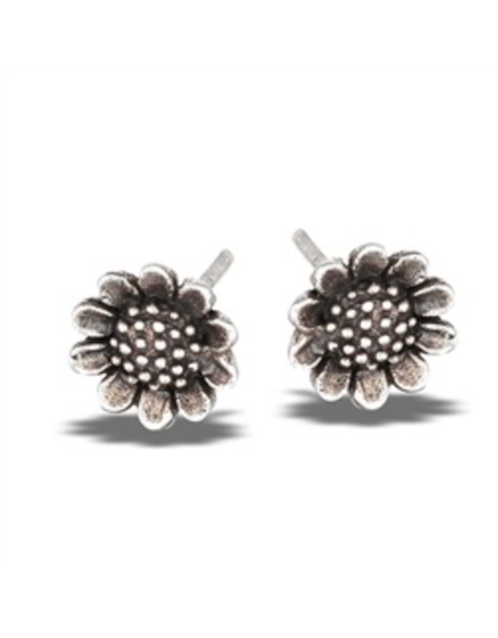 Sunflower Post Earring