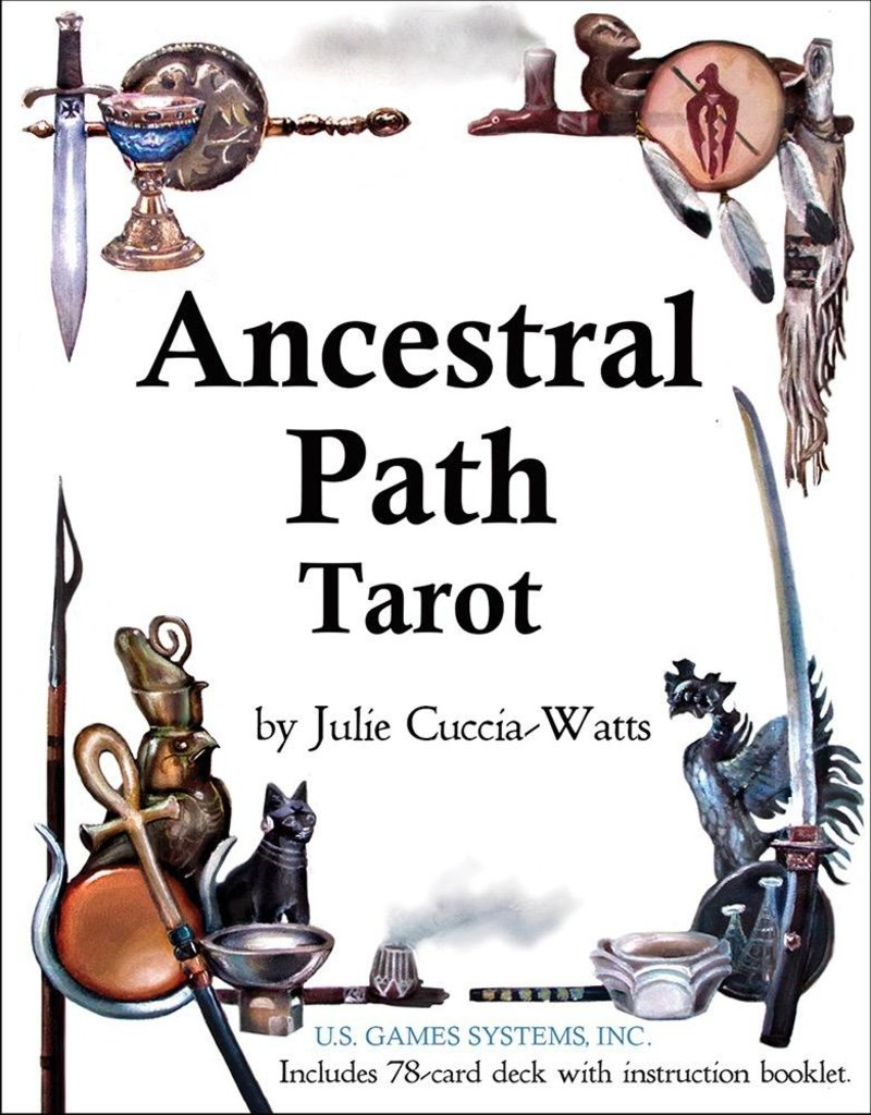 US Games Ancestral Path Tarot