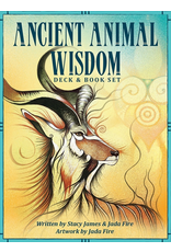 US Games Ancient Animal Wisdom Oracle Deck