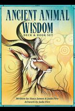 US Games Ancient Animal Wisdom Oracle Deck