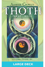 US Games Crowley Thoth Tarot Deck Large
