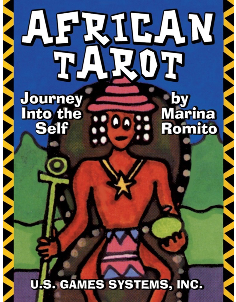 US Games African Tarot