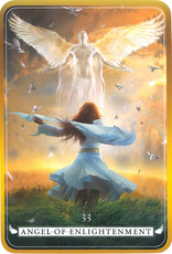 US Games Angel Reading Room Cards