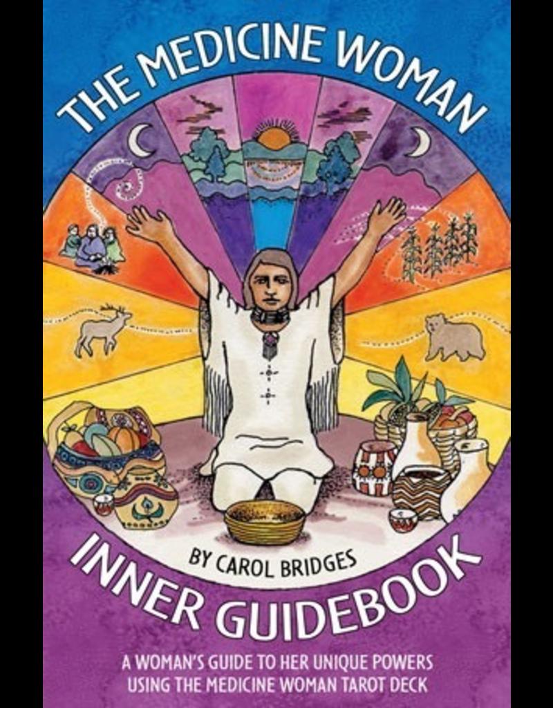 US Games Medicine Woman Inner Guidebook