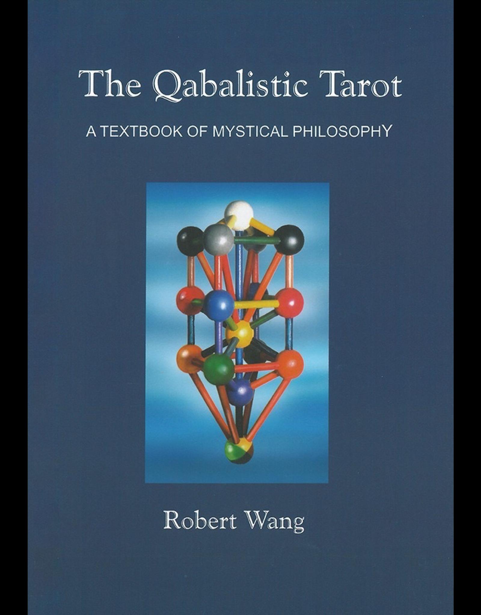 The Qabalistic Tarot Book
