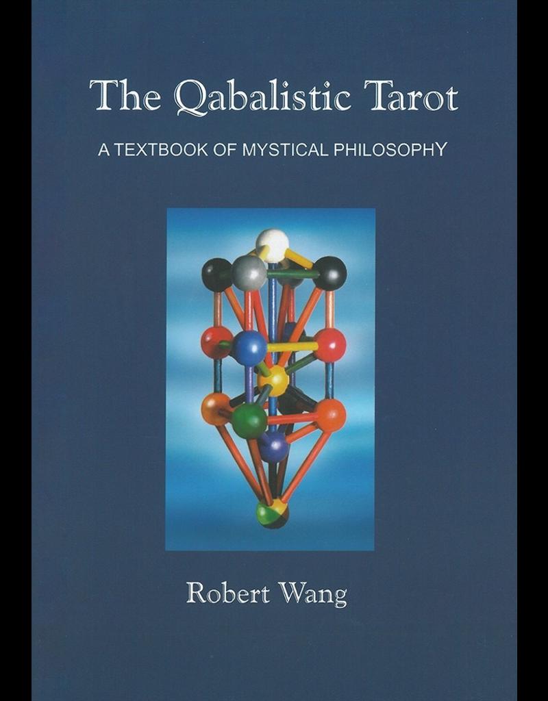 US Games The Qabalistic Tarot Book