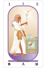 US Games Brotherhood of Light Egyptian Tarot