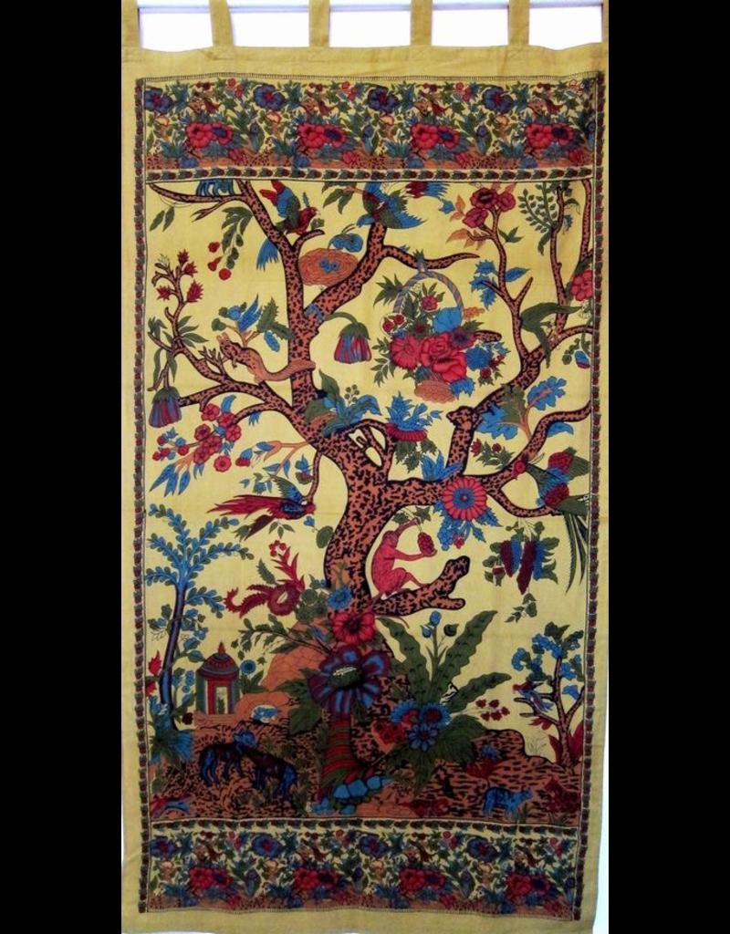 Tree of Life Curtain