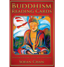 US Games Buddhism Reading Cards