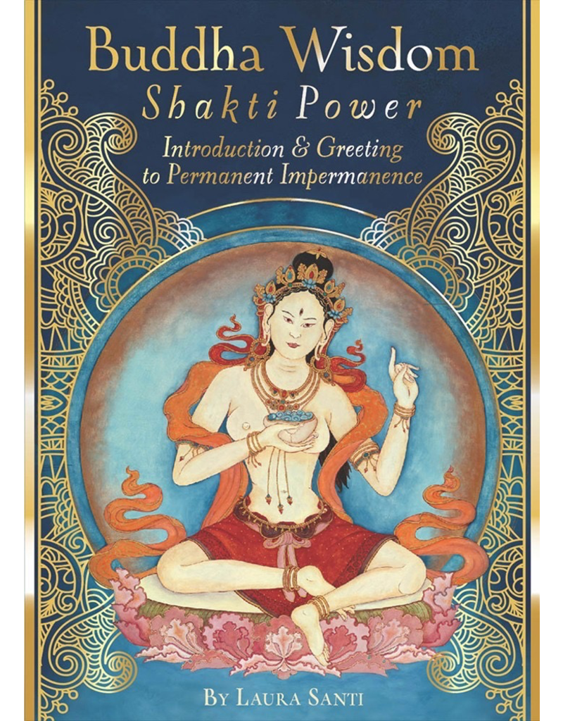 US Games Buddha Wisdom, Shakti Power