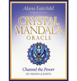 US Games Crystal Mandala Oracle