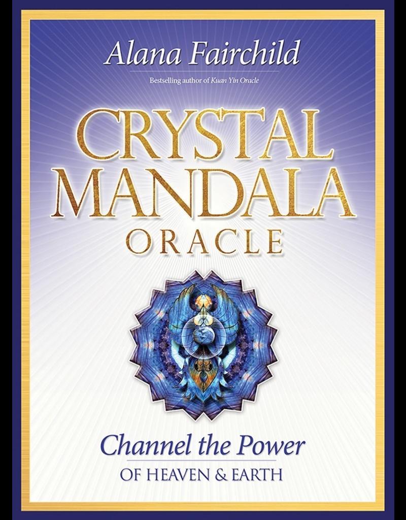 US Games Crystal Mandala Oracle