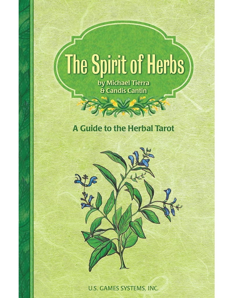 US Games The Spirit of Herbs: A Guide to Herbal Tarot