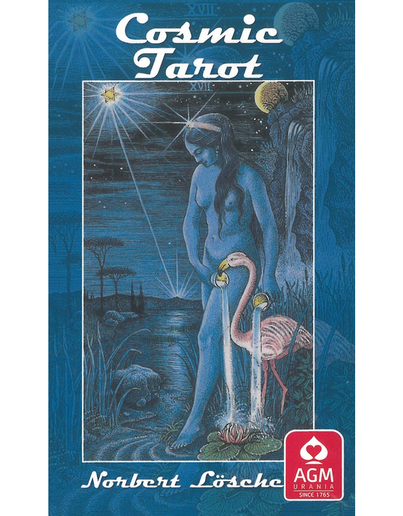US Games Cosmic Tarot