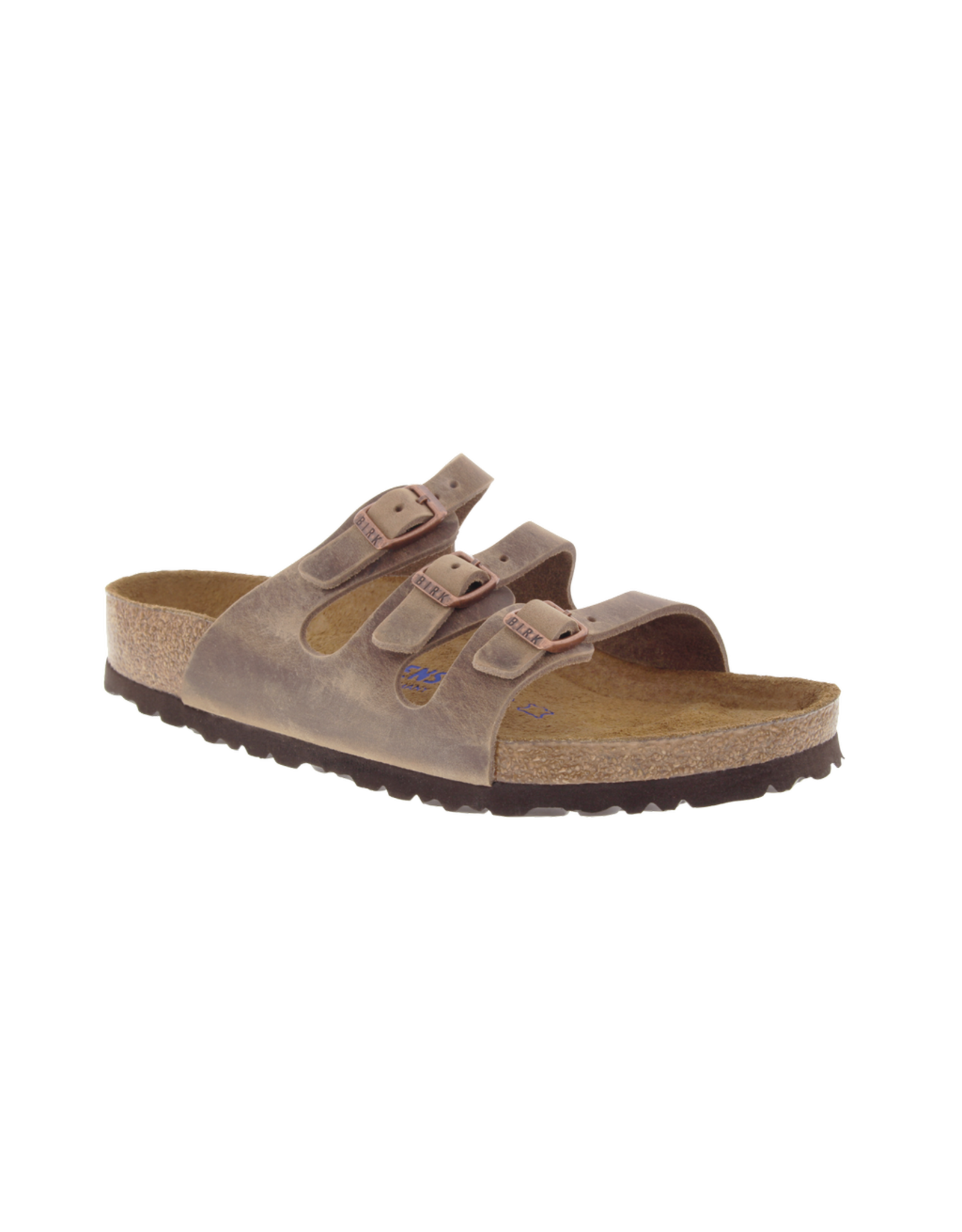 Birkenstock Soft Footbed Tobacco Oiled Leather Florida