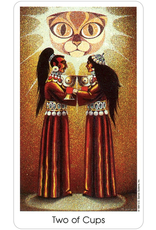 US Games Tarot of the Cat People Deck