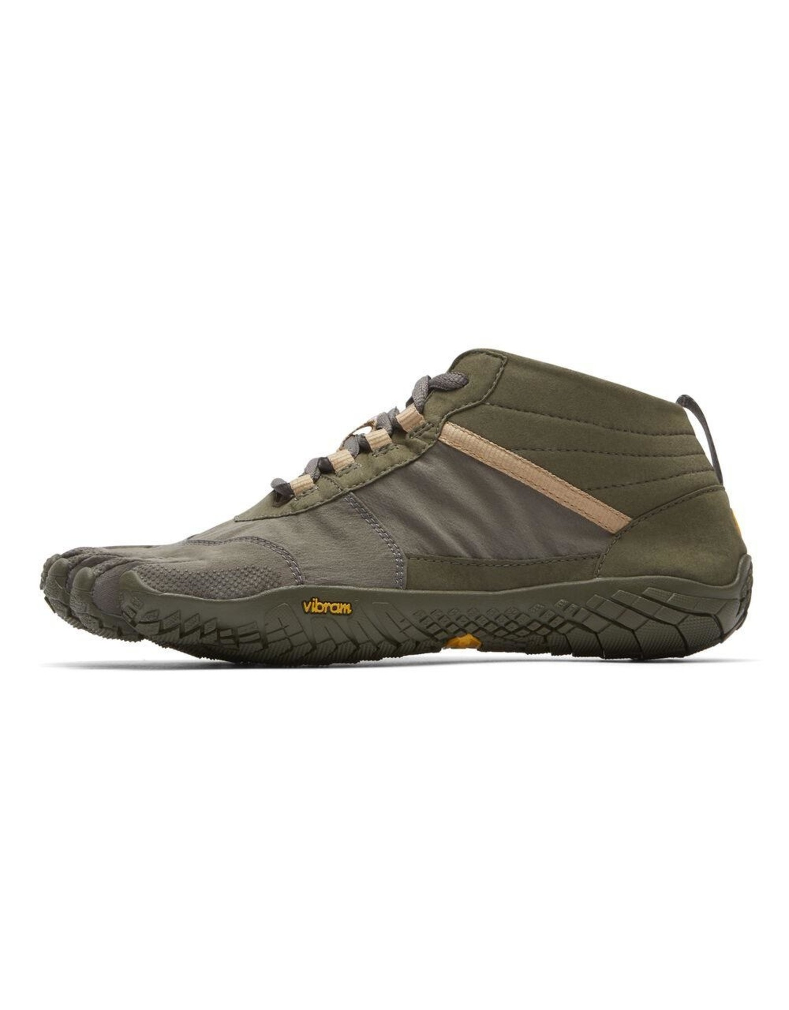 Vibram Men's V-Trek Military/Dark Grey