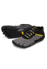 Vibram Women's V-Trek Black/Grey/Citronelle