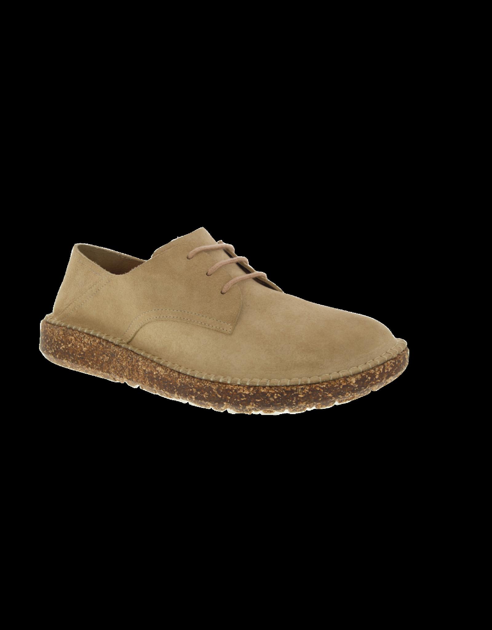 Birkenstock Gary Sand Suede Shoe