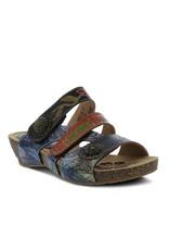 Jamila Leather Sandal