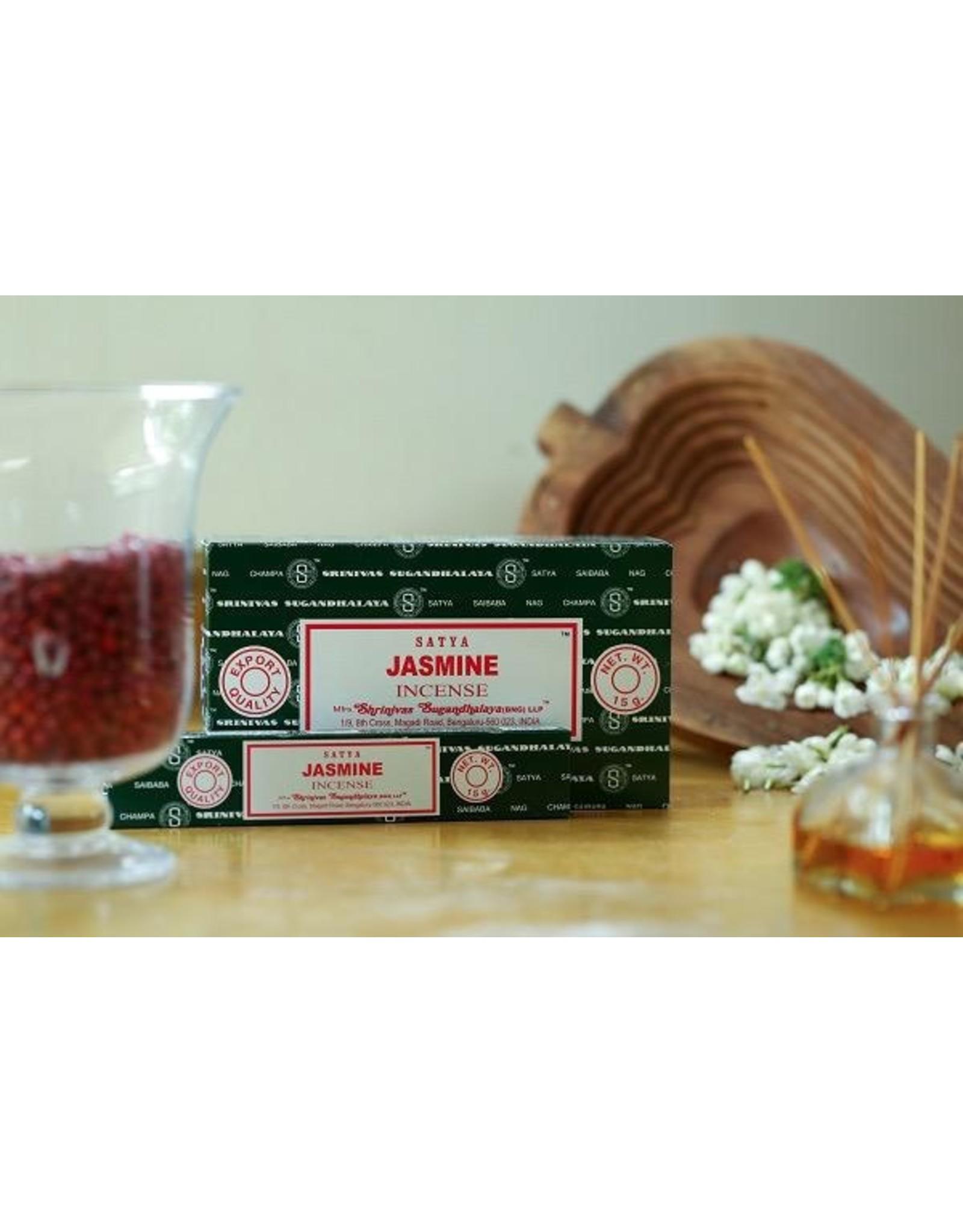 Jasmine Blossom Incense 15 Gram