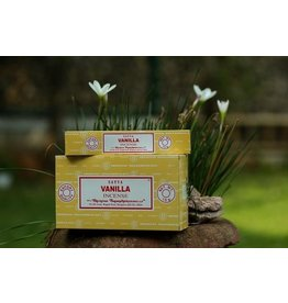 Satya Vanilla 15 Gram Incense Stick