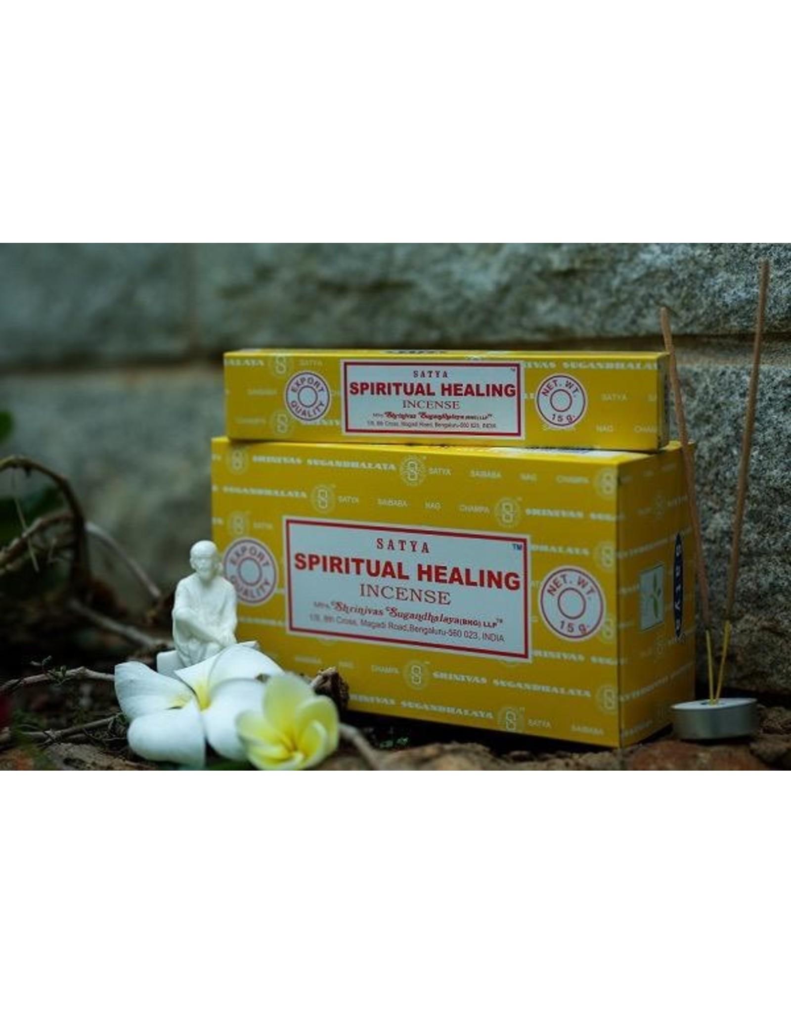 Satya Spiritual Healing 15 Gram Incense Stick
