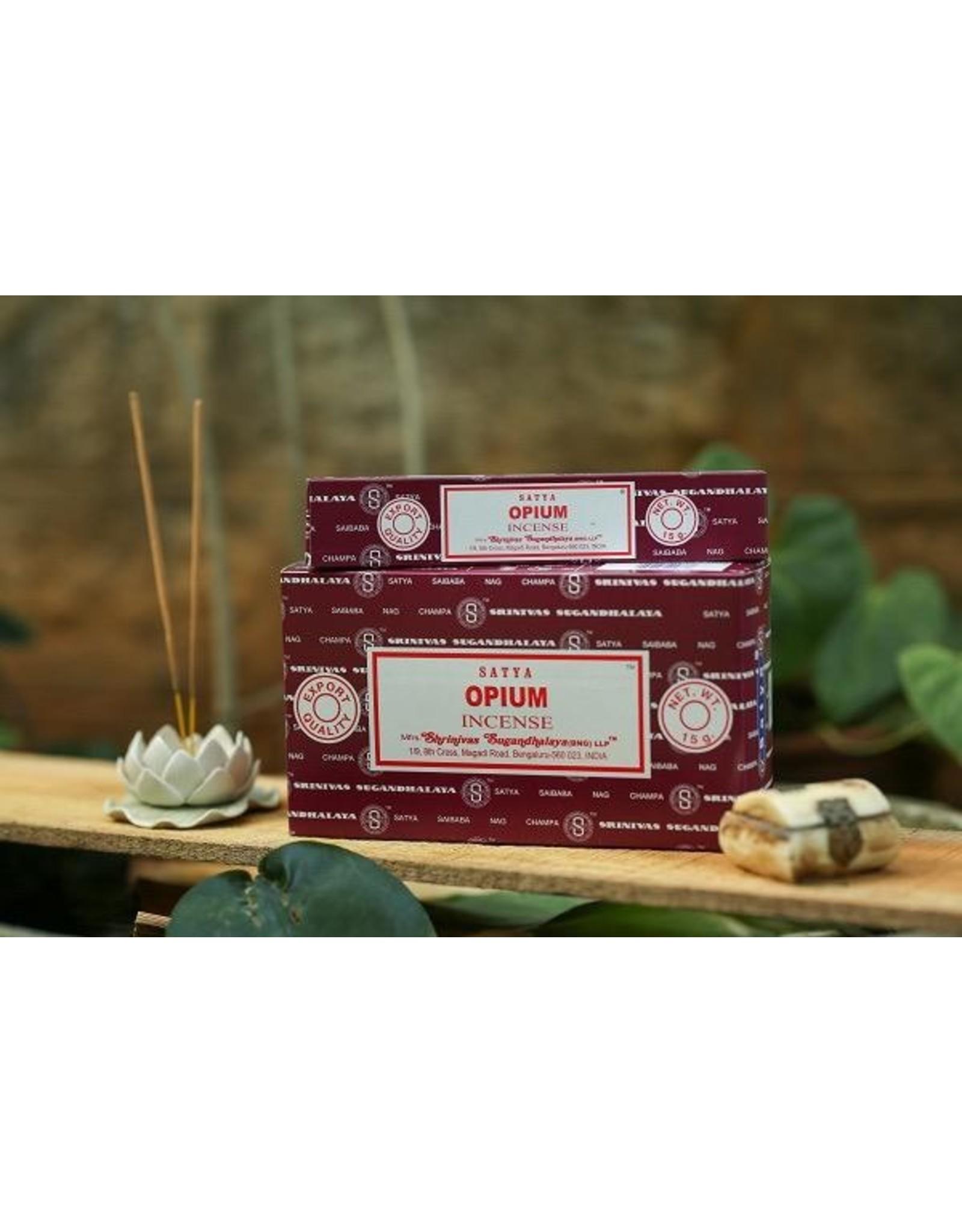 Satya Opium 15 Gram Incense Stick