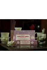 Satya Positive Vibes 15 Gram Incense Stick