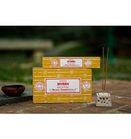 Satya Myrhh 15 Gram Incense Stick