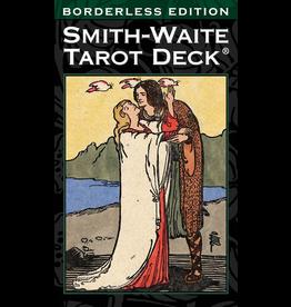 US Games Smith-Waite Tarot Borderless Edition