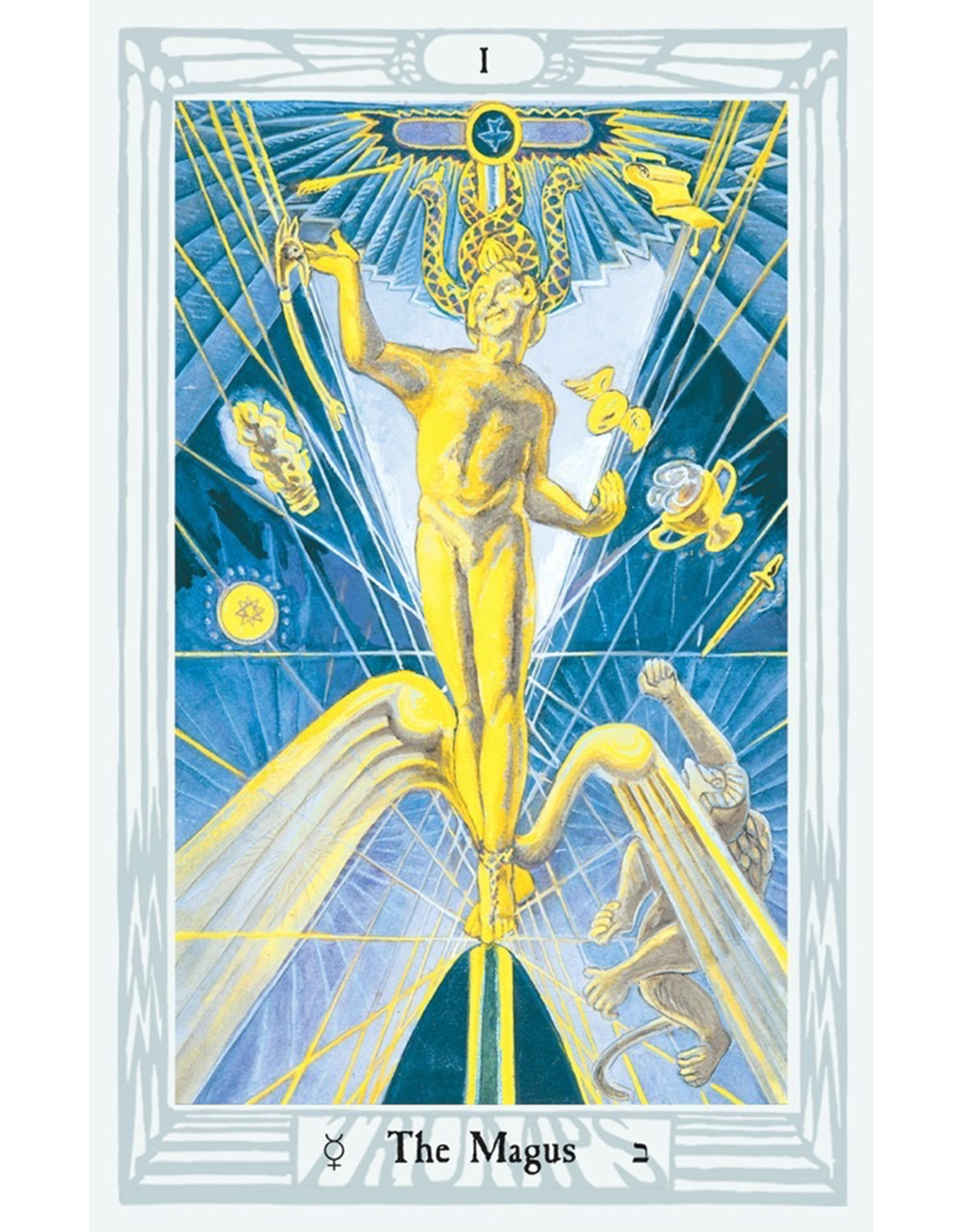 Crowley Thoth Tarot Deck-Premier Editions