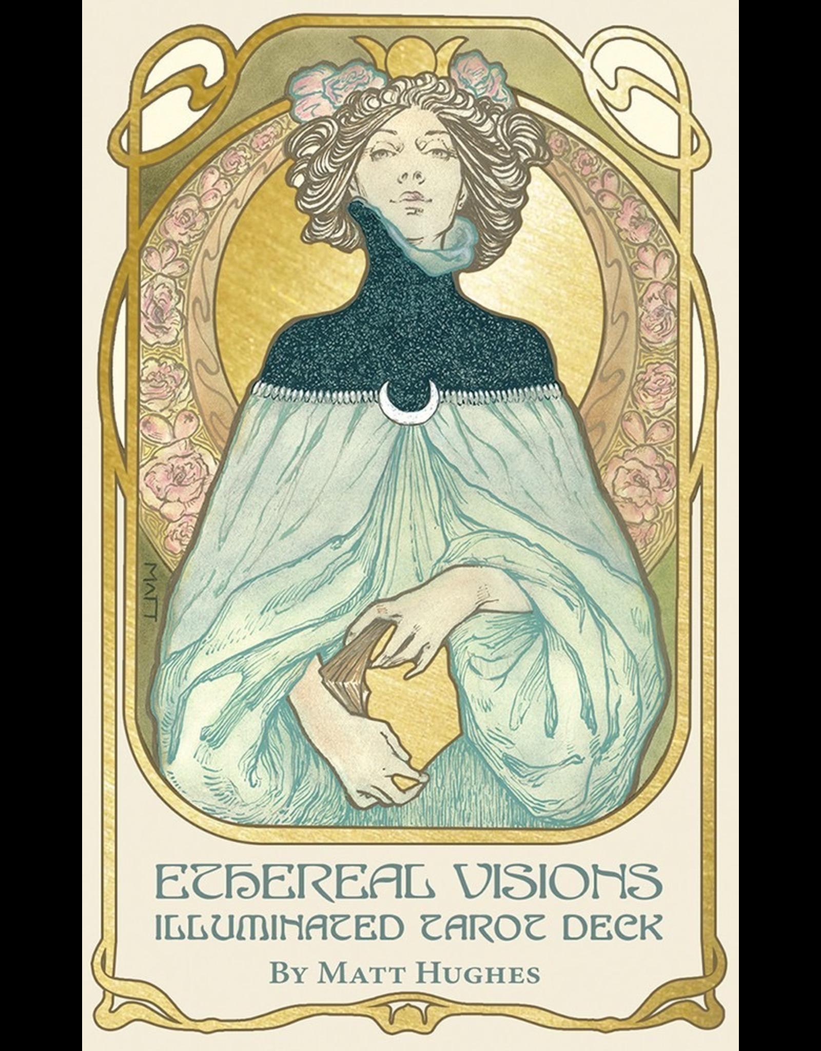 Ethereal Visions Illuminated Tarot Deck