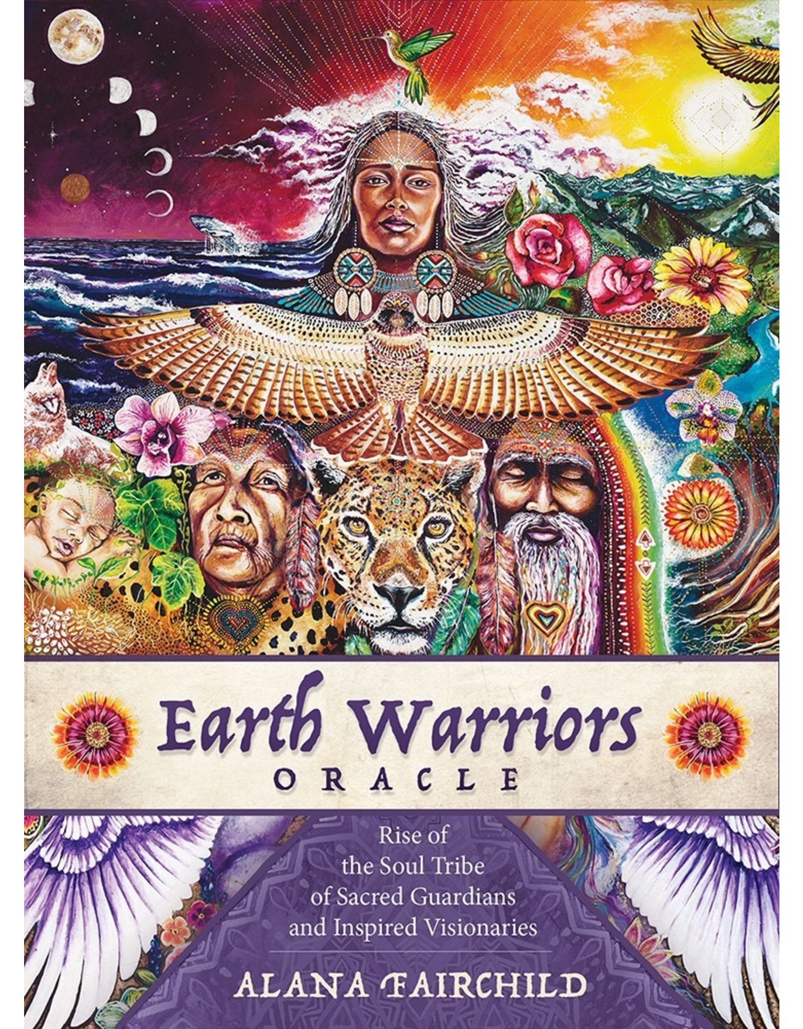 Earth Warriors Oracles