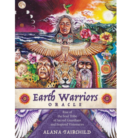 US Games Earth Warriors Oracles
