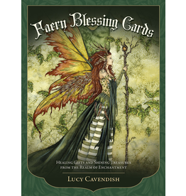 US Games Faery Blessing Cards