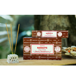 Satya Namaste 15 Gram Incense Sticks