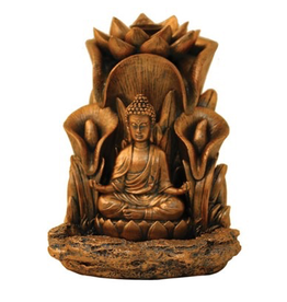 Wildberry Buddha Backflow Incense Burner