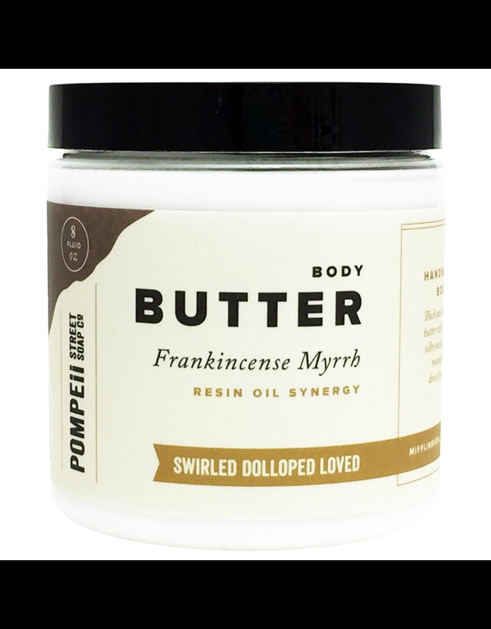 Frankincense & Myrrh Body Butter