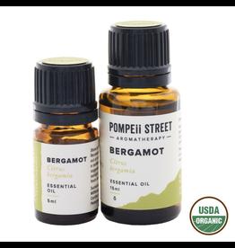 Organic Bergamot Essential Oil 15ml